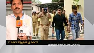 Actress attack Case : Dileep, other accused appear in court