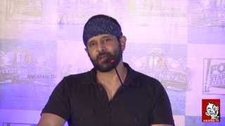 We've touched that 'Mellisaana Kodu' - Vikram
