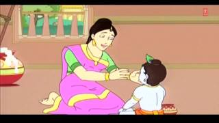 Short Animated Story Krishna Bal Leela Marathi I Shrikrishna Vishwadarshan with Krisna Kanhaiya Song
