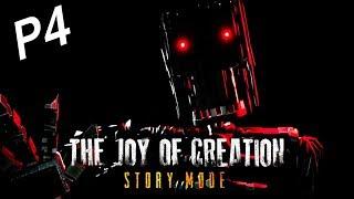The Joy of Creation: Story Mode Part 4 - 地下室 [附中字]