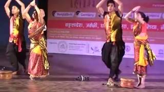 International Folk Dance Best Bengali Traditional Dance