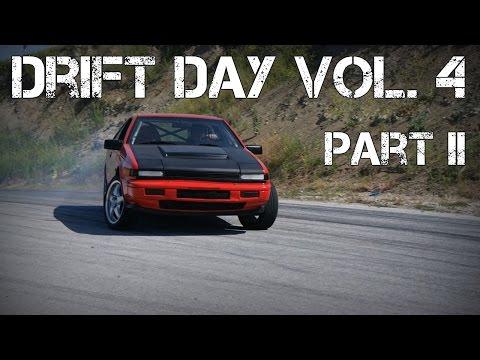 Drift Day Vol. 4 part II