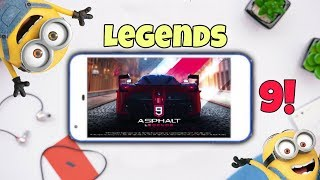 How to install ASPHALT 9 Now on Android😍