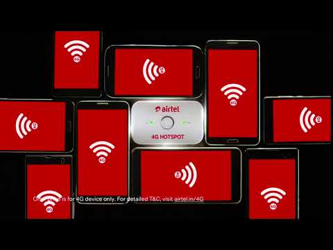 Xxx Mp4 Airtel 4G Hotspot Get 4G Speeds On All Devices 3gp Sex