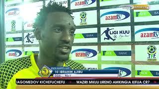 Alichokisema Ibrahim Ajibu baada ya kupiga bao la ajabu (YANGA 2-0 MBAO)