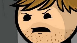 Dick Tucker - Cyanide & Happiness Shorts