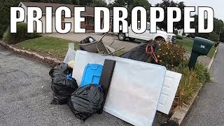 Trash Picking and What is Happening...