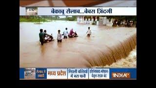 Monsoon rains batter India; Delhi, MP, Uttarakhand worst affected