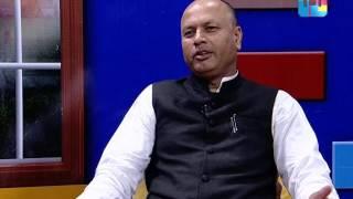 प्रदेश नं २ मा चुनाव नभए अरु कुनै पनि चुनाव हुदैन : Anil Jha in Samaya Sandarva