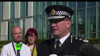 Police confirm name of Manchester Attack suspect