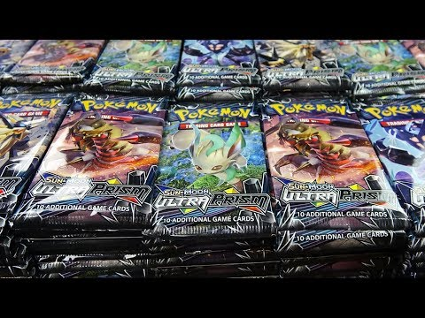 Xxx Mp4 Opening 1 000 Pokemon Booster Packs Of Ultra Prism 3gp Sex