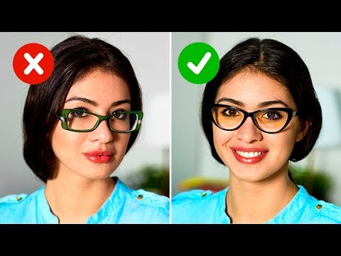 Xxx Mp4 11 Tricks For Those Who Wear Glasses FUNNY BONUS 3gp Sex
