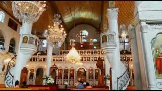 فيلم وثائقي عن كنائس دمشق \ تعليق : سعيد خوري \ المادة العلمية : د . محمود السيد