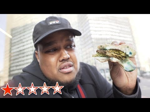 Eating At The Worst Reviewed Restaurant In My City London