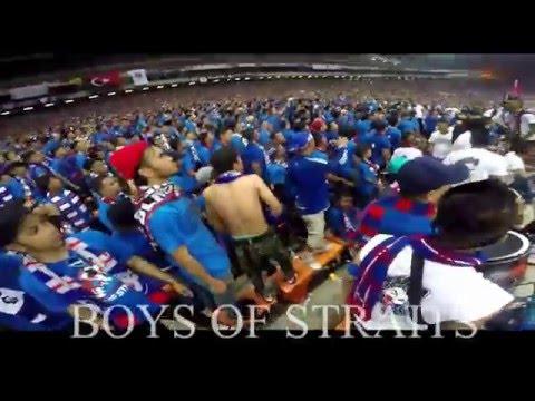 B O S FAMILIA FINAL FA CUP 2016 SHAH ALAM STADIUM