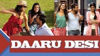 Daaru Desi -  Full Song with Lyrics - Cocktail