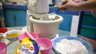Cara Membuat Kue Cake Mocca