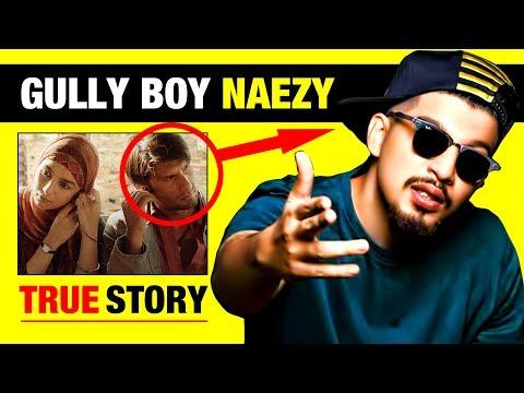 Xxx Mp4 Gully Boy के असली हीरो Naezy की कहानी Real Life Rapper Ranveer Singh 14th February 3gp Sex