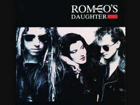 Romeo's Daughter - I Cry Myself To Sleep At Night