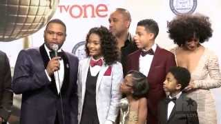 Red Carpet Rewind: The 46th Annual NAACP Image Awards