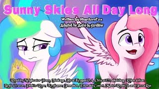 Pony Tales [MLP Fanfic Readings] Sunny Skies All Day Long (slice-of-life/uplifting/friendship)
