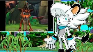 (Re-Upload) Frost Reaction: Death Battle Spyro vs Crash Bandicoot