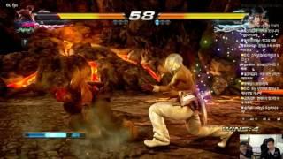 Akuma 100% Combo Tekken 7