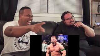 John Cena Prank Call REACTION AGAIN!!!