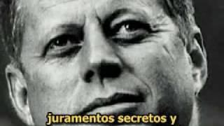 El discurso por el que mataron a John F. Kennedy