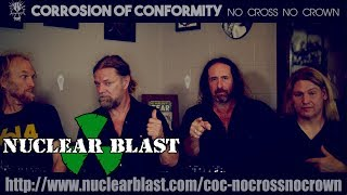 Corrosion Of Conformity  No Cross No Crown Is Out Now Official Trailer
