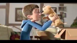 El perro con tres patas - Corto animado 3D