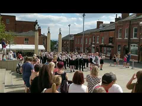 Three Lions and Vindaloo, Oldham Youth Brass Band