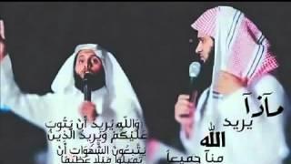 تلاوه خاشعه منصور السالمي صاحب الصوت الجميل روووعه