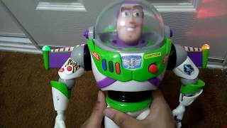 Buzz Lightyear 2018 Disney Store Edition Review