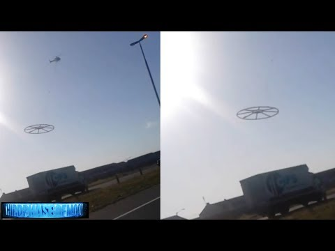 Xxx Mp4 HELICOPTER TRANSPORTS UFO DISK Over South Africa Strangeness 2017 3gp Sex