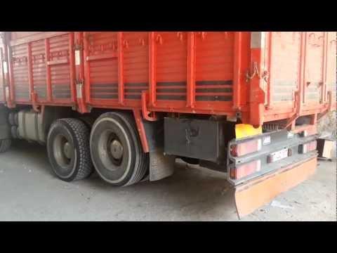 Scania Kırkayak hava körükleri