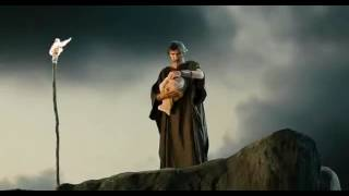 Funny meet the Spartans opening scene.