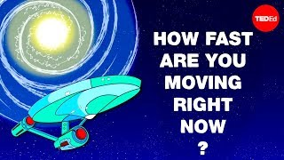 How fast are you moving right now? - Tucker Hiatt