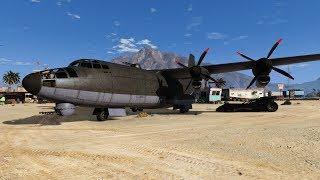 GTAOnline Bombushka Smugglersrun DLC unreleased vehicles