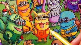 If Minions were Pokémon
