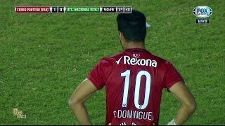 Gols - Cerro Porteño (PAR) 1 x 1 Atlético Nacional (COL) - Semifinal Sul-Americana 2016