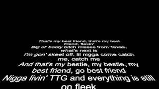 Best Friend lyrics - Young Thug