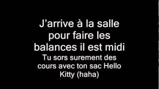 La Fouine - Papa - Parole