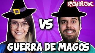 A GUERRA DE MAGOS! - Roblox (Magic Tycoon)