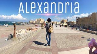 ALEXANDRIA || EXPLORE EGYPT || TRAVEL & LEISURE