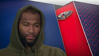 DeMarcus Cousins not satisfied with early season success | ESPN