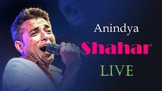 Sujon Amar Ghore Tobu Ailona | Anindya Shahar Live