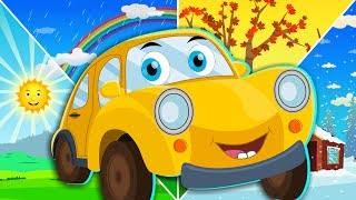 Ralph & Rocky | weather song | hot and cold song | happy and sweety rhymes