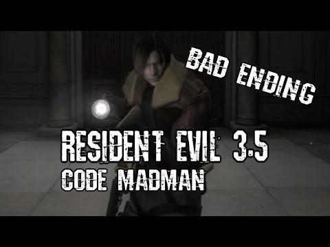 Xxx Mp4 Resident Evil 3 5 CODE MADMAN DEMO BAD ENDING 3gp Sex
