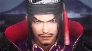 Dynasty Warriors 8: Xtreme Legends - All Lü Bu CG Cutscenes